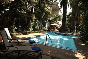 Garden Court Pool